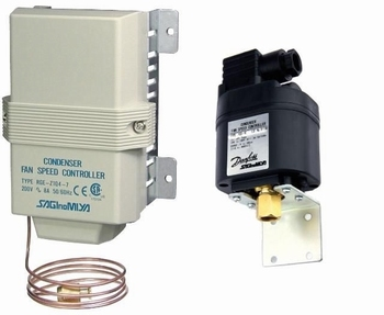 Danfoss 4A regulator br. okr.