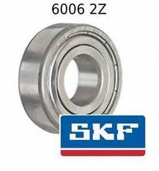 Ležaj 6006 SKF ZZ  komad