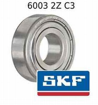 Ležaj 6003 SKF ZZ