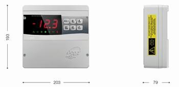 Elektro ormar ECP 200 BASE PEGO