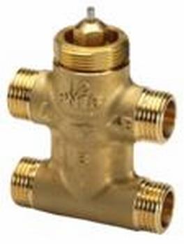 Troputni ventil 1/2 VZL4 DN15/1.6 FLAT
