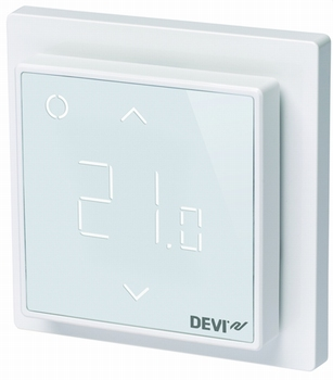 DEVIREG SMART POLAR WHITE TERMOSTAT
