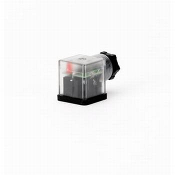 PRIKLJUČNICA DIN43650 A 24V AC/DC  LED+PACK