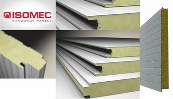Izolacijski paneli ISOMEC